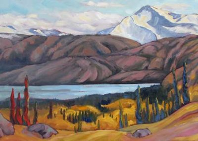 Lake LeBerge, Yukon
