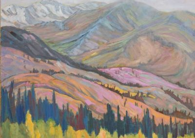 Up the Dempster Highway