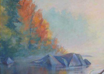 Morning Magic | 36 x 30 | $1,600 unframed