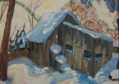 Tom Thomson's Shack