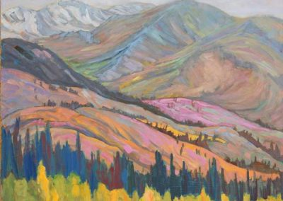 Up the Dempster Highway, Yukon