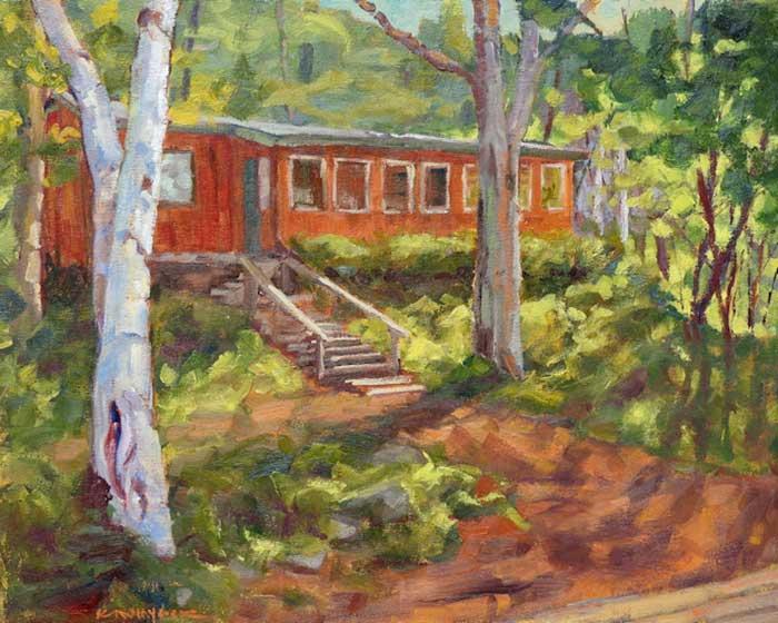 Mills Cottage, Birch Point